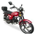 Мопед Musstang Alfa MT110-2 красный 1
