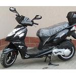 Скутер VIPER STORM 150 NEW Чёрный 1