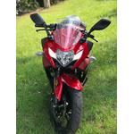 Мотоцикл KV HT250 Sport (Красный) 1