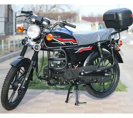 Мопед Forte ALFA FT110-2 черный 1