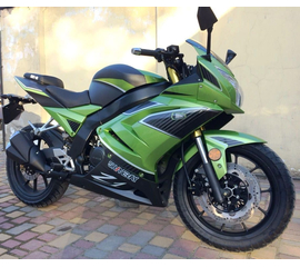 Мотоцикл SHINERAY Z1 250 (Зелёный) 1