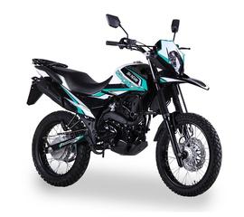 Мотоцикл SHINERAY XY200GY-6C (Бирюзовый) 1