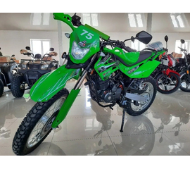 Мотоцикл SHINERAY XY200GY-11B LIGHT ENDURO (Зелёный) 1