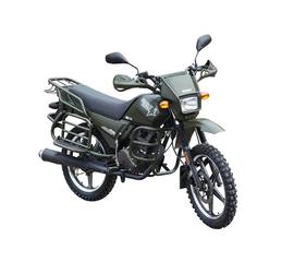 Мотоцикл SHINERAY XY 150 FORESTER (Зелёный) 1