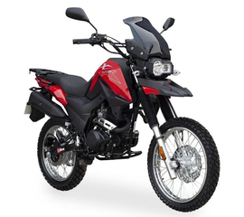 Мотоцикл SHINERAY X-TRAIL 200 (Красный) 1