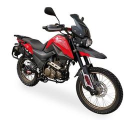 Мотоцикл SHINERAY X-TRAIL 250 (Красный) 1