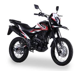 Мотоцикл SHINERAY XY200GY-6C (Красный) 1