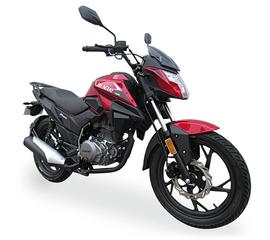 Мотоцикл SHINERAY DS200 (Красный) 1