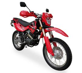 Мотоцикл SHINERAY XY200GY-11B LIGHT ENDURO (Красный) 1