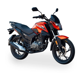 Мотоцикл SHINERAY DS200 (Оранжевый) 1