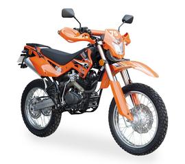 Мотоцикл SHINERAY XY200GY-11B LIGHT ENDURO (Оранжевый) 1