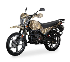 Мотоцикл SHINERAY XY 200 INTRUDER (Камуфляж пустынный) 1