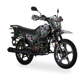 Мотоцикл SHINERAY XY 200 INTRUDER (Камуфляж хаки) 1