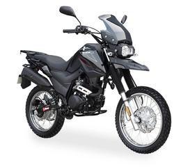 Мотоцикл SHINERAY X-TRAIL 200 (Чёрный) 1