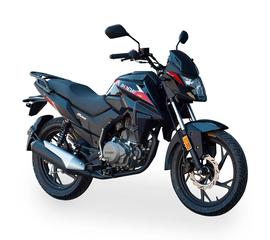 Мотоцикл SHINERAY DS200 (Чёрный) 1