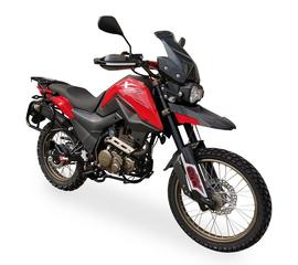 Мотоцикл Shineray X-Trail 250 Trophy (Красный) 1