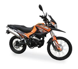 Мотоцикл SHINERAY XY250-6B Cross (Оранжевый) 1