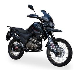 Мотоцикл SHINERAY X-TRAIL 250 (Чёрный) 1