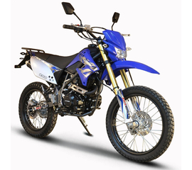 Мотоцикл SKYBIKE CRDX 200 (Синий) 1