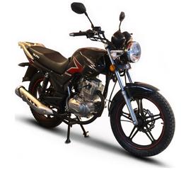 Мотоцикл SKYBIKE BURN II 200 (Черный) 1