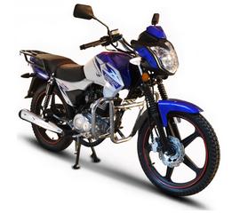 Мотоцикл SKYBIKE DRAGSTER 200 (Синий) 1