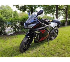 Мотоцикл KV HT250-3A Sport (Черный) 1