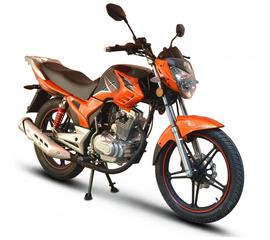 Мотоцикл SKYBIKE VOIN 200 (Оранжевый) 1