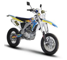 Мотоцикл SKYBIKE MZK 250 (MOTARD) 1