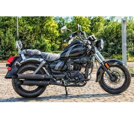 Мотоцикл Motoleader ML250 Travels 1