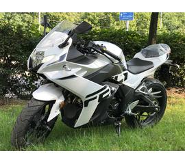 Мотоцикл KV HT250 Sport (Белый) 1