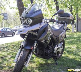 Мотоцикл Motoleader ML500GT 1