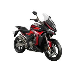 Мотоцикл ZONTES ZT310-X2 (National IV/Upgrade/GP Edition) (Красный) 1