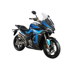 Мотоцикл ZONTES ZT310-X2 (National IV/Upgrade/GP Edition) (Синий) 1
