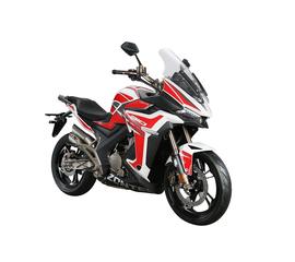 Мотоцикл ZONTES ZT310-X2 (National IV/Upgrade/GP Edition) (Белый) 1
