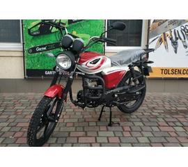 Мотоцикл Forte ALFA FT125-K9A (Красный) 1