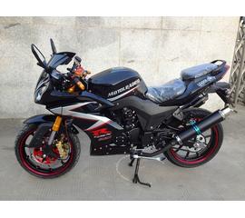 Мотоцикл KV 200R 1