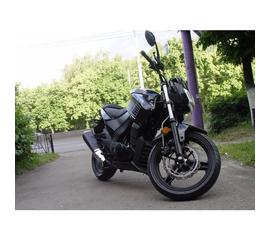 Мотоцикл KV 250Z 1