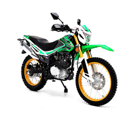 Мотоцикл Senke SK250 GY5 (Зеленый) 1