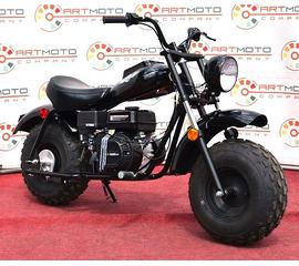 Мотоцикл Mini Bike Linhai MB200 (Черный) 1