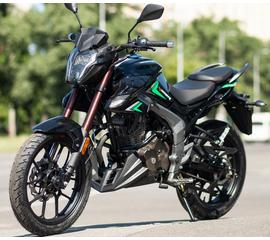 Мотоцикл Viper ZS200A-1 (Черный) 1