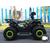 Детский / подростковый квадроцикл Spark SP 125-7 (Салатовые вставки) 4