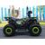Детский / подростковый квадроцикл Spark SP 125-7 (Салатовые вставки) 7