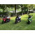Скутер KV HT150-25 GEAR Зеленый 7