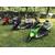 Скутер KV HT150-25 GEAR Зеленый 9