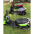 Скутер KV HT150-25 GEAR Зеленый 10
