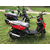 Скутер KV HT150-25 GEAR Красный 14