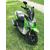 Скутер KV HT150-25 GEAR Зеленый 3