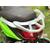 Скутер KV HT150-25 GEAR Зеленый 4
