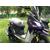 Скутер KV HT150-25 GEAR Сиреневый 3