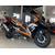 Скутер FORTE FANTASY 125CC Оранжевый 6